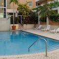 Swimming pool at Rodeway Inn South Miami