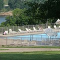Swimming pool at Rough River Dam State Resort Park