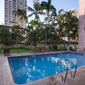 Swimming pool at Royal Garden at Waikiki
