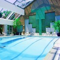 Swimming pool at Royal Sonesta Boston