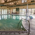 Swimming pool at Running Y Ranch Resort