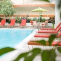 Swimming pool at Saddle Brook Marriott