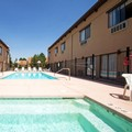 Swimming pool at Sagebrush Inn & Suites