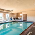 Swimming pool at Salem Inn & Suites