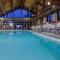 Swimming pool at Salt Fork Lodge & Conference Center