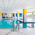 Swimming pool at Sandman Hotel Montreal Longueuil