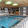 Photo of Sandman Hotel Oakville Pool