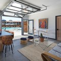 Swimming pool at Sandman Inn Santa Rosa