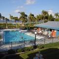 Swimming pool at Sanibel Island Beach Resort