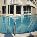 Swimming pool at Seacrest Condos