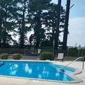 Swimming pool at Select Inn