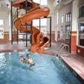 Swimming pool at Service Plus Inns & Suites