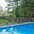 Swimming pool at Seven Hills Inn