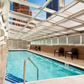 Swimming pool at Sheraton Brooklyn New York Hotel