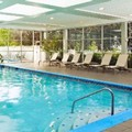 Swimming pool at Sheraton Eatontown Hotel