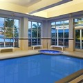 Swimming pool at Sheraton Erie Bayfront
