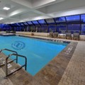 Swimming pool at Sheraton Hotel Hamilton