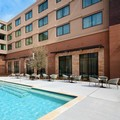 Swimming pool at Sheraton Mckinney