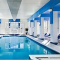 Swimming pool at Sheraton Needham Hotel
