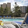 Swimming pool at Sheraton Parkway Toronto North Richmond Hill by Marriott
