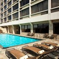 Swimming pool at Sheraton Philadelphia University City Hotel