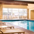 Swimming pool at Sheraton Providence Airport Hotel