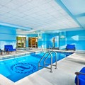 Swimming pool at Sheraton Suites Elk Grove Village