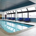 Swimming pool at Sheraton Suites Wilmington Downtown