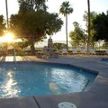 Swimming pool at Shilo Inn Hotel & Suites Yuma