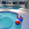 Swimming pool at Shilo Inn Nampa Suites