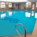 Swimming pool at Shilo Inns Suites Hotel