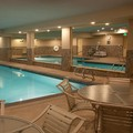 Swimming pool at Silver Cloud Hotel Seattle Broadway