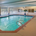 Swimming pool at Silver Cloud Inn Redmond