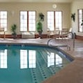 Swimming pool at Silverland Inn & Suites