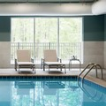 Swimming pool at Sleep Inn Clear Spring