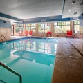 Swimming pool at Sleep Inn Fairburn