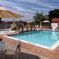 Swimming pool at Sleep Inn Inn & Suites