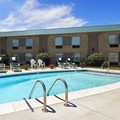 Swimming pool at Sleep Inn Louisville Airport & Expo