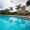 Pool image of Sleep Inn Miami Airport