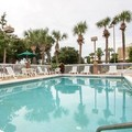 Swimming pool at Sleep Inn Ormond Beach