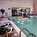 Swimming pool at Sleep Inn & Suites