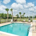 Swimming pool at Sleep Inn & Suites Defuniak Springs