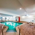 Swimming pool at Sleep Inn & Suites Edmond