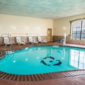 Swimming pool at Sleep Inn & Suites Hewitt South Waco