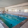 Swimming pool at Sleep Inn & Suites Lawton