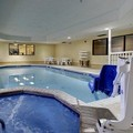 Swimming pool at Sleep Inn & Suites Monticello