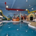 Swimming pool at Sleep Inn & Suites at the Liberty Lagoon