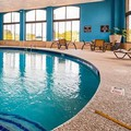 Swimming pool at Smokies Inn & Suites