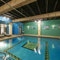 Swimming pool at Sonder at the Rice