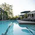 Swimming pool at Southbridge Napa Valley